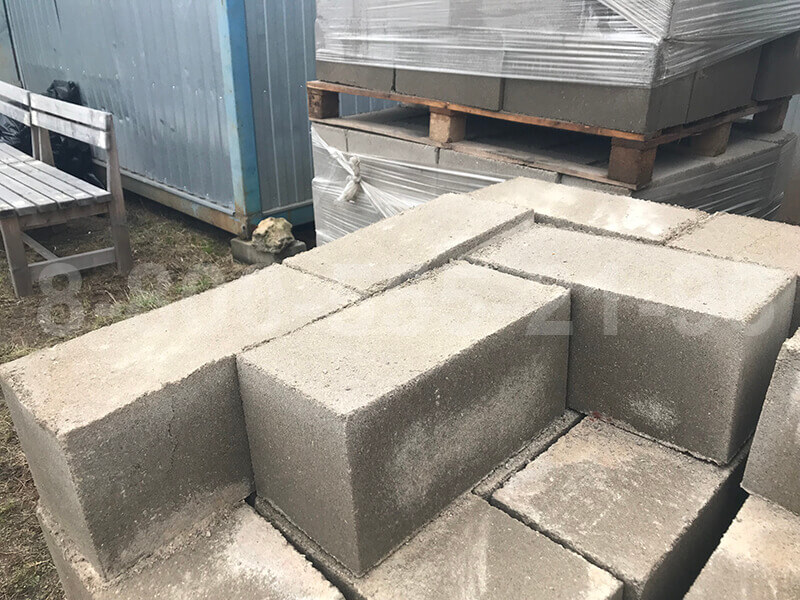 фундаментные блоки 20